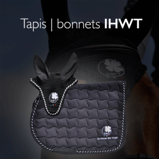 Saddle pads and fly veils