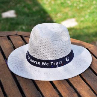 Chapeau IHWT strass bleu blanc rouge